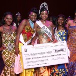 Every year, the Guinean Women Development supports Miss Guinea North America Scholarship Pageant, by making financially supporting the scholarship fund of the Pageant