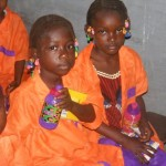 Our scholarship recipients in Guinea