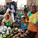 Guinean Women in small business