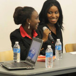 Girls in our Sponsored Leadership & Empowerment Conference